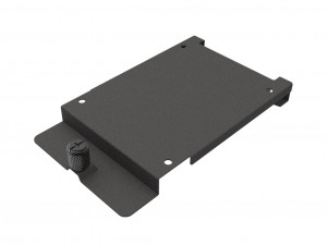 Vertical SSD tray - Black